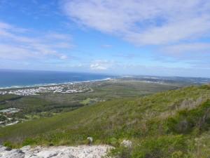 Ocean View From Mount Coolum Summit