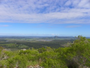 View From Mount Coolum Summit